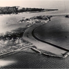 1953 floods at Felixstowe Ferry