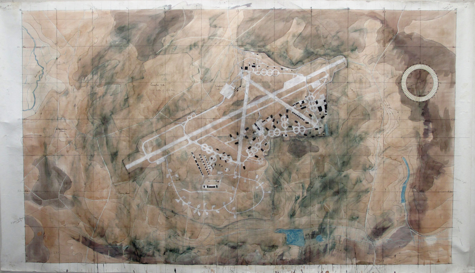 Bentwaters drawing