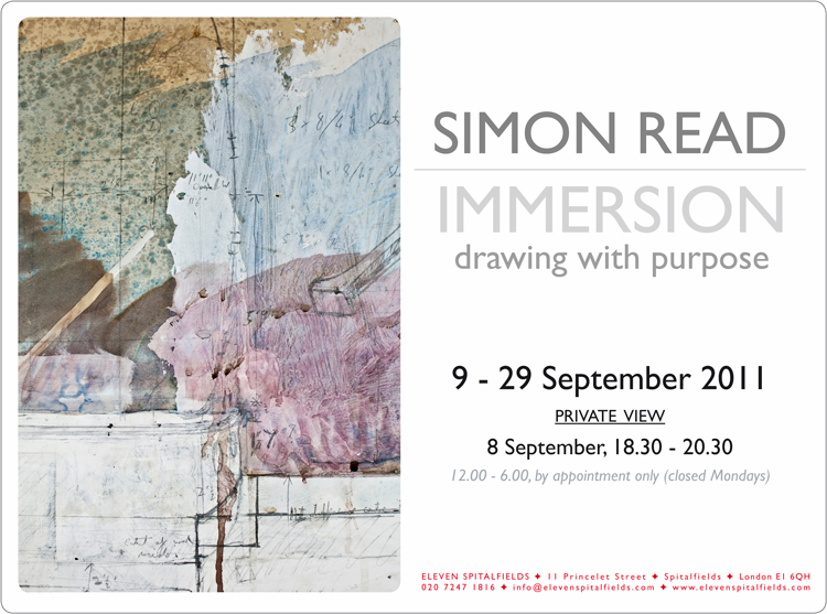 Simon Read - Immersion