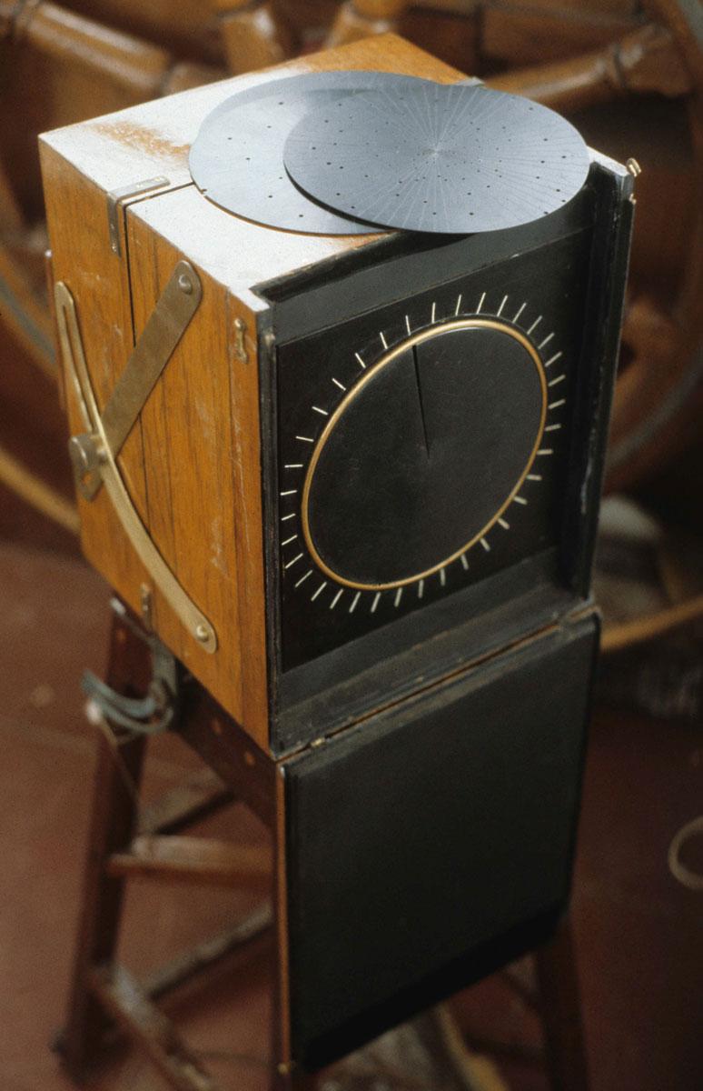 Radial camera
