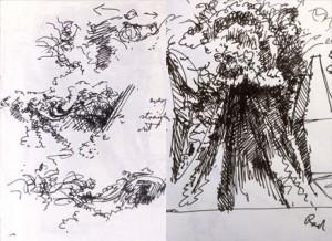 Wash sketch