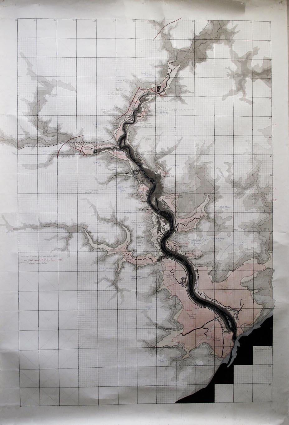 Deben Map