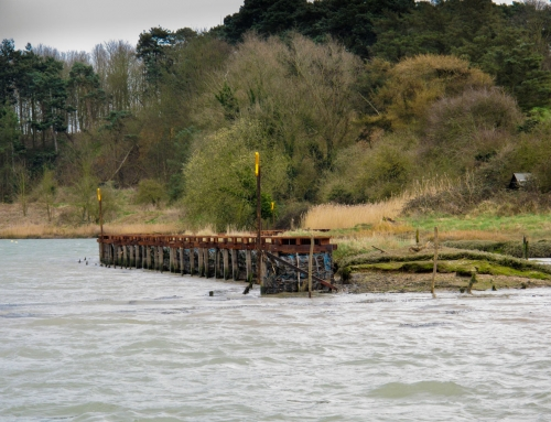 Sutton Tidal Attenuation Barrier