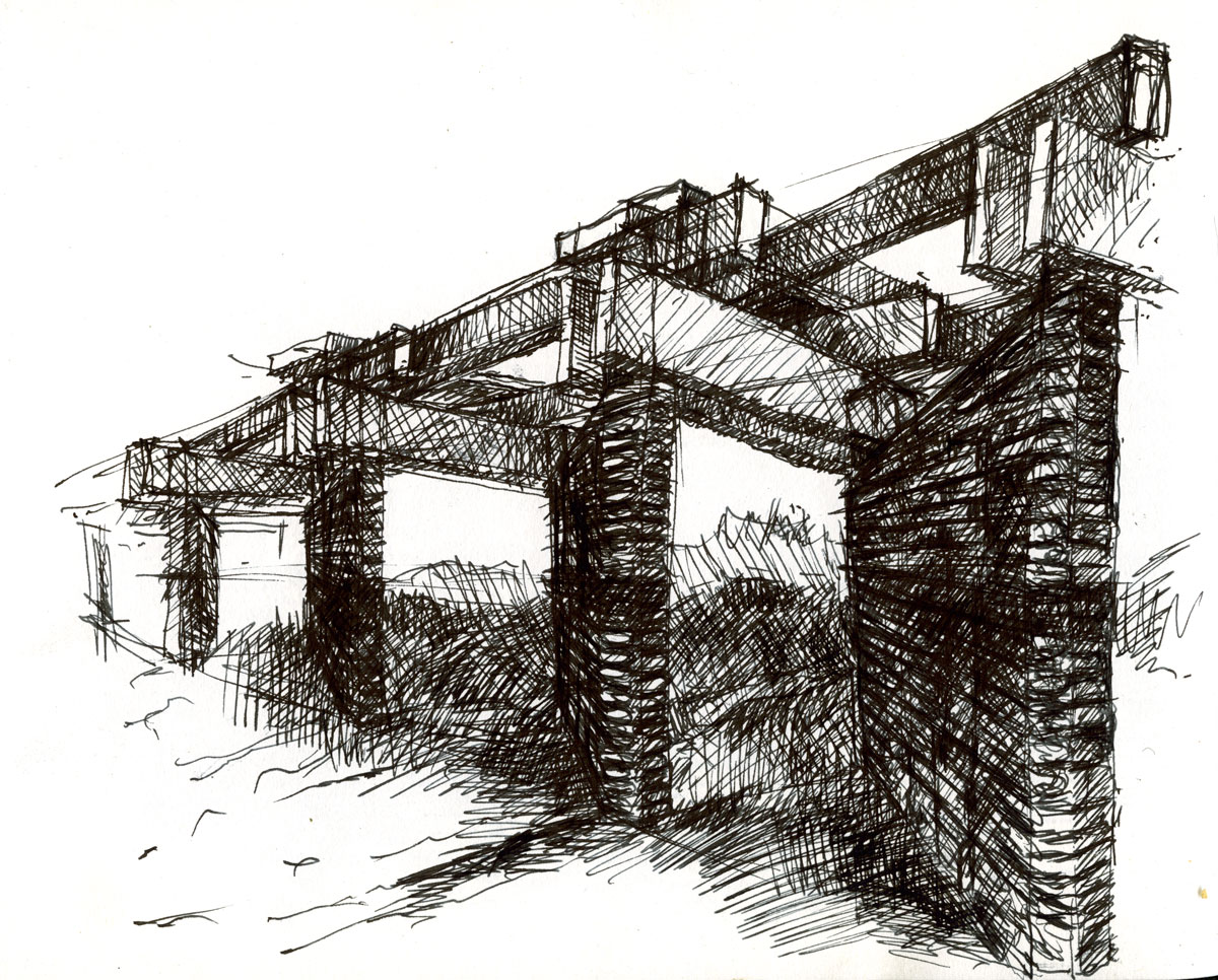 Illustration of barrier