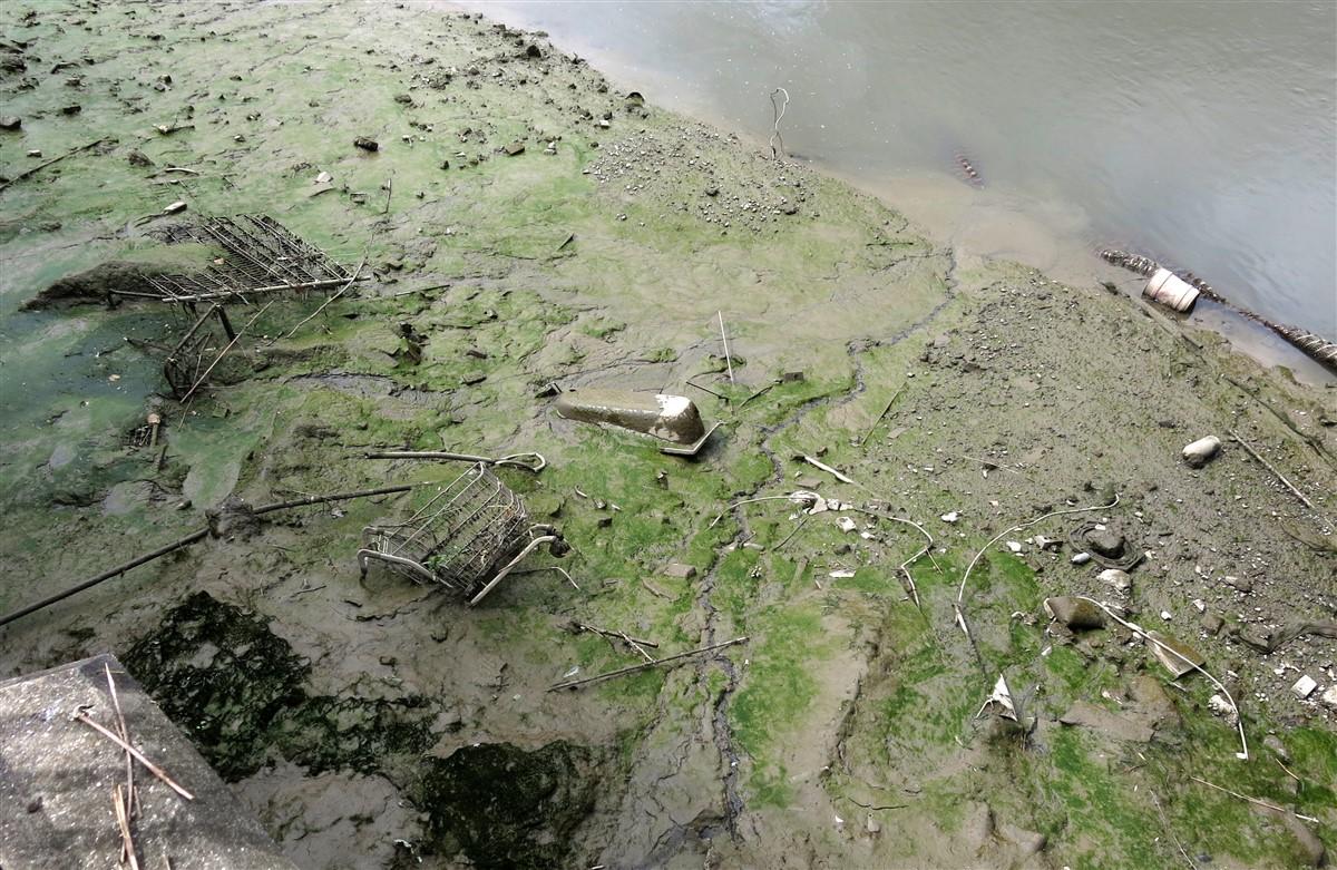 Low-water junk